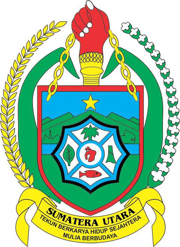 Logo Air Terjun Telaga Dwi Warna Sibolangit