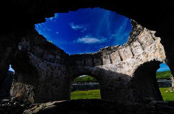 Situs Sejarah, Benteng Indra Patra