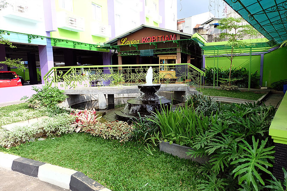 Hotel Fiducia Pondok Gede / TMII