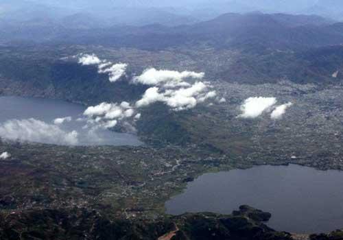 Tempat Wisata - Danau Kembar, Danau Dieteh dan Danau Dibawah