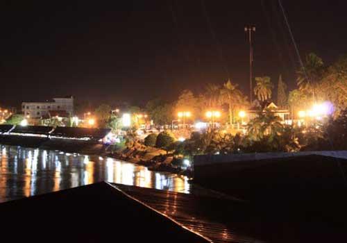 Tempat Wisata - Tanggo Rajo, Jambi