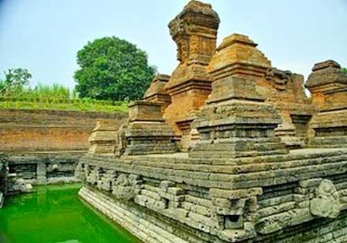 Situs Sejarah - Candi Bumiayu, Sumatera Selatan