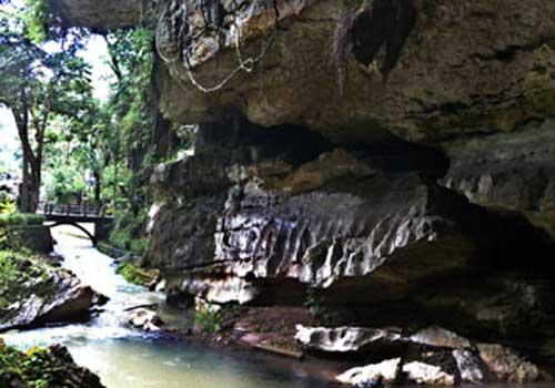 Tempat Wisata - Goa Putri, Sumatera Selatan