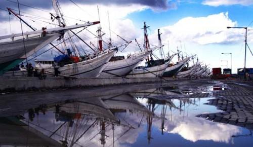 Tempat Bersejarah - Pelabuhan Sunda Kelapa