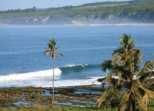 Tempat Wisata - Pantai Palabuhanratu