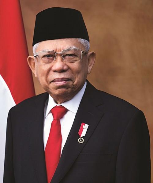 Prof. Dr. (H.C.) K.H. Ma`ruf Amin