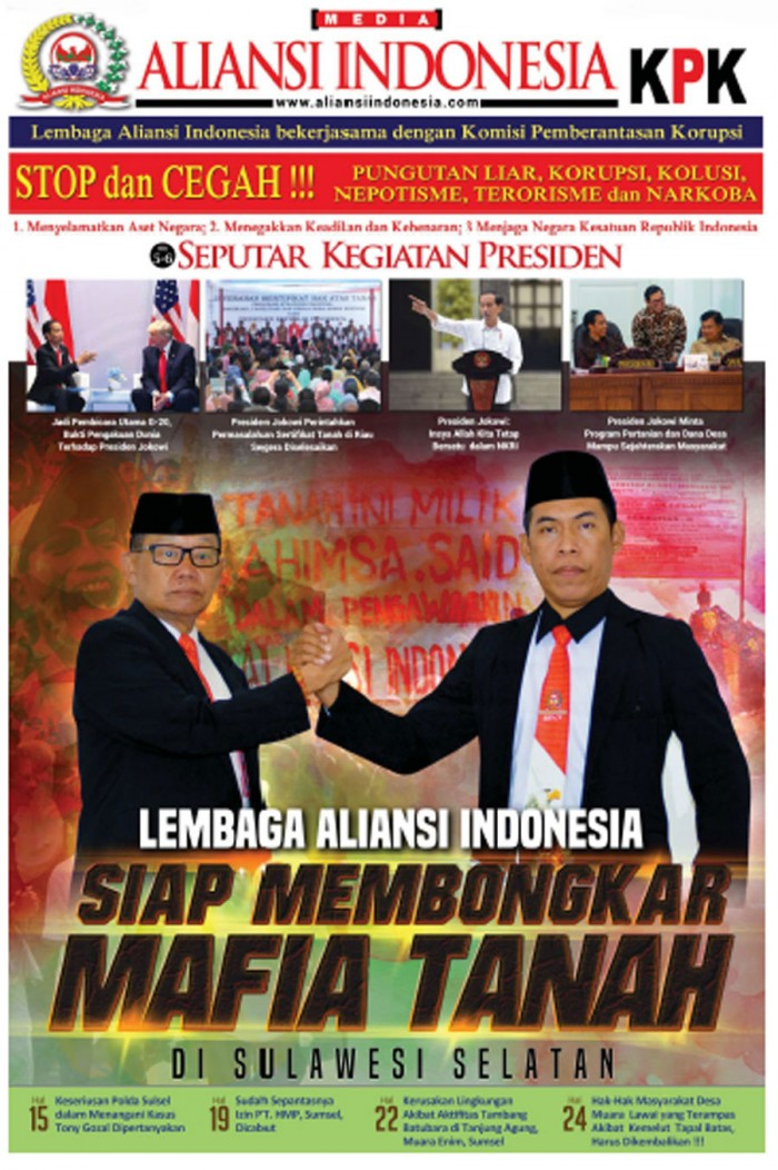 Media Aliansi Indonesia Edisi Ke-11