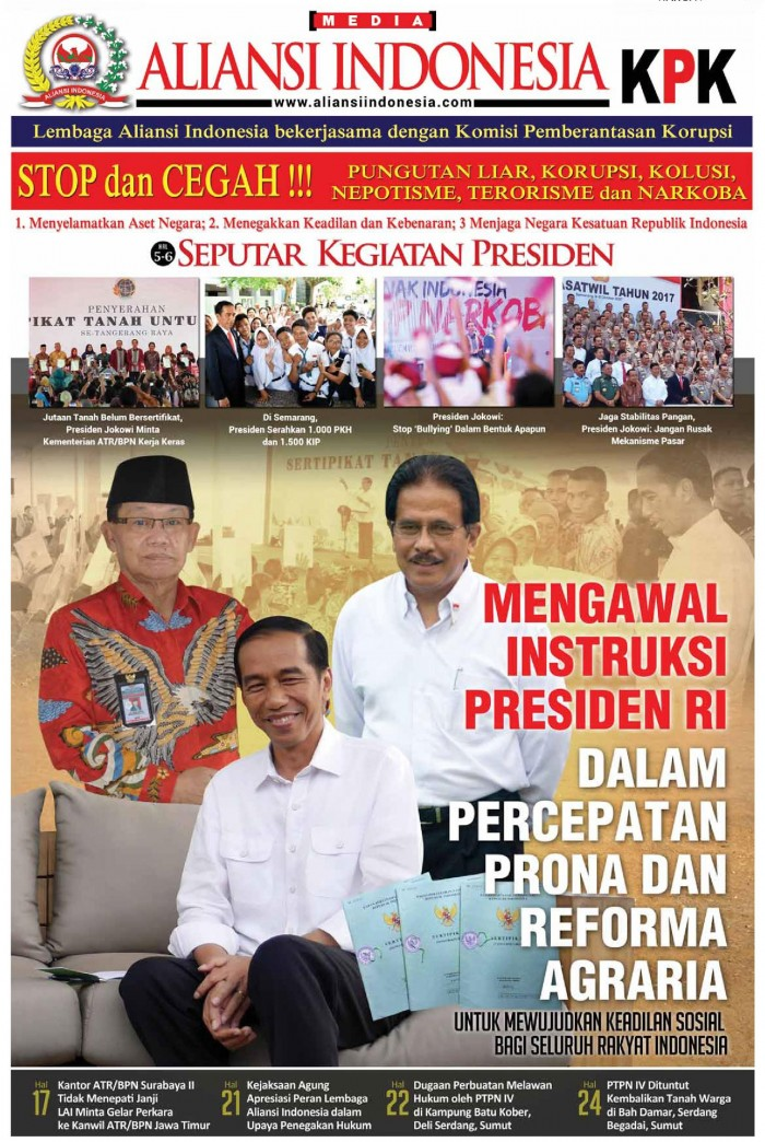 Media Aliansi Indonesia Edisi Ke-13