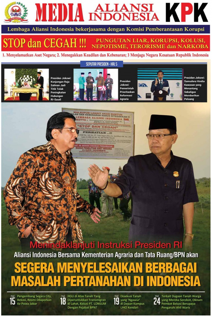 Media Aliansi Indonesia Edisi Ke-6