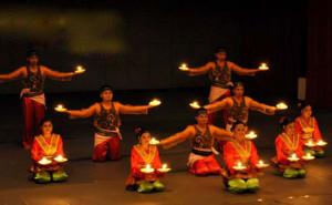Tari Lilin, Tarian Daerah Sumatera Barat