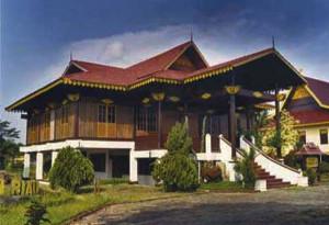 Rumah Adat Riau, Selaso Jatuh Kembar