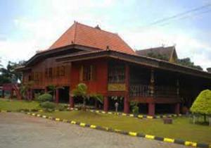 Rumah Limas, Rumah Adat Sumatera Selatan