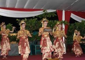 Tari Jangget, Tari Tradisional Lampung