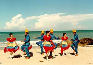 Tari Campak dari Bangka Belitung