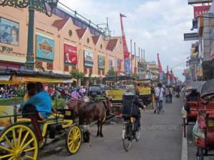 Tempat Wisata - Jalan Malioboro