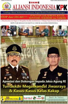 Media Aliansi Indonesia Edisi Ke-25