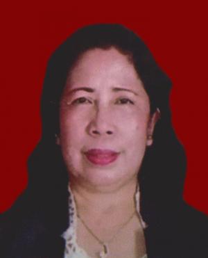 Dr. Louisa M. Pongajouw