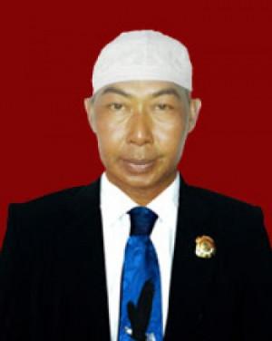 Dr. Ir. R. Wirohadi. S. M.SC. MK