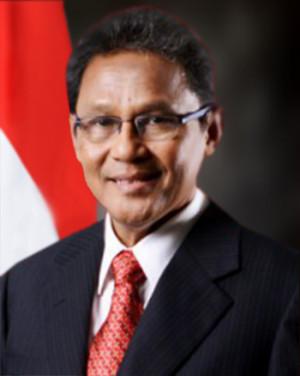 Irjen Pol (Purn) Aryanto Sutadi, MH., M.Sc