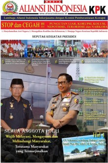 Media Aliansi Indonesia Edisi Ke-18