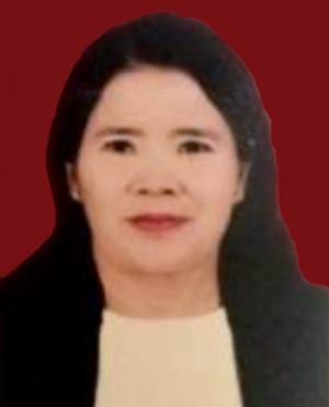 Thiolina F. Marpaung, S.S